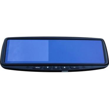 MONITEUR 4.3' LCD SUR RETROVISEUR POUR CAMERA