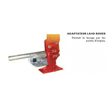 Adapter von Hi-Lift®  Landrover