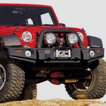 Pare-choc Jeep Wrangler JK