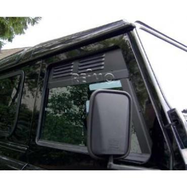 Grilles de vitre AIRVENT Land Rover Defender