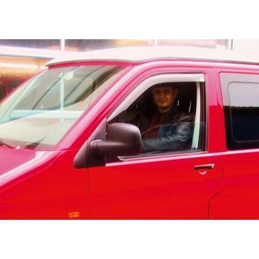 Déflecteurs de vitre pour VW T5/T6