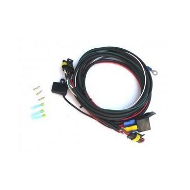Kit câblage pour phares LAZER RS (2 phares)