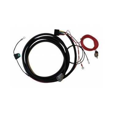 Kit câblage pour phares LAZER serie T (1 phare)