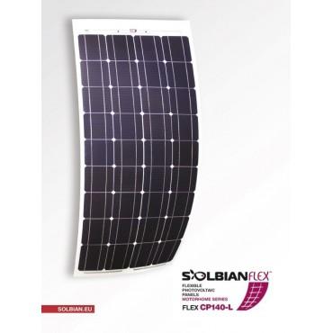 PANNEAU SOLAIRE SOLBIAN CP 140L