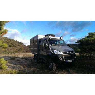 IVECO DAILY 4x4 55SW17
