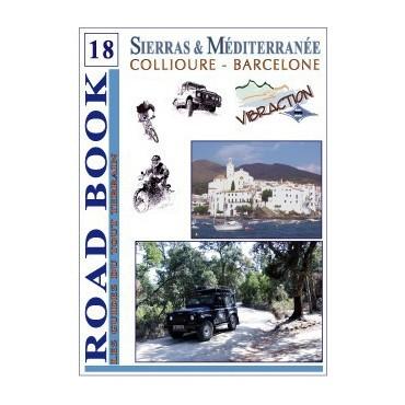 Roadbook Vibraction Espagne RB18