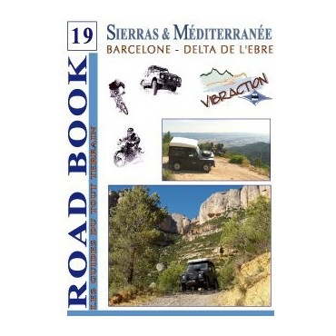 Roadbook Vibraction Espagne RB19