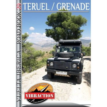 Roadbook Vibraction Espagne RB29