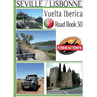 Roadbook Vibraction Portugal RB30