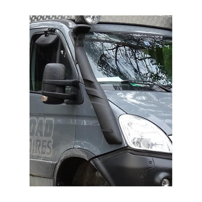 Snorkel Ridgeline Iveco Daily 4x4