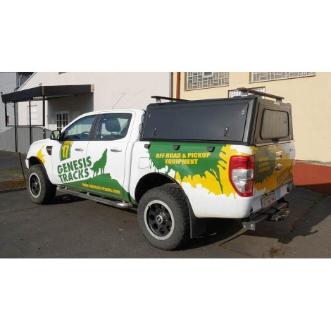 Hard-Top Alu-Cab Ford Ranger 2012+ Double cab