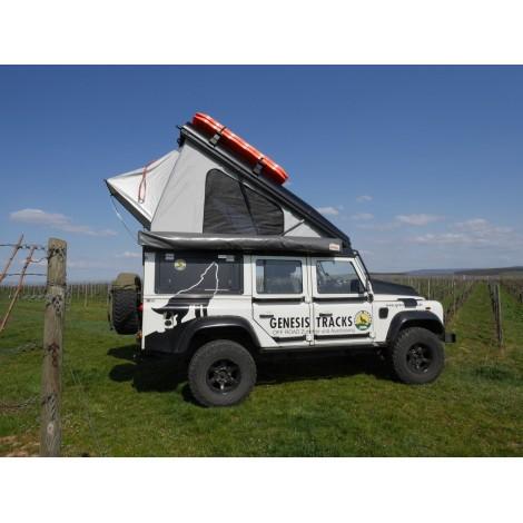Toit relevable Icarus pour Land Rover Defender 110