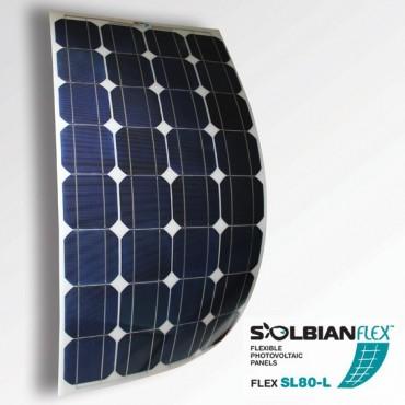 PANNEAU SOLAIRE SOLBIAN CP 125