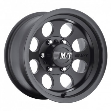 MT Classic III Wheel Black