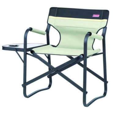 CHAISE PLIABLE DECK CHAIR KHAKI