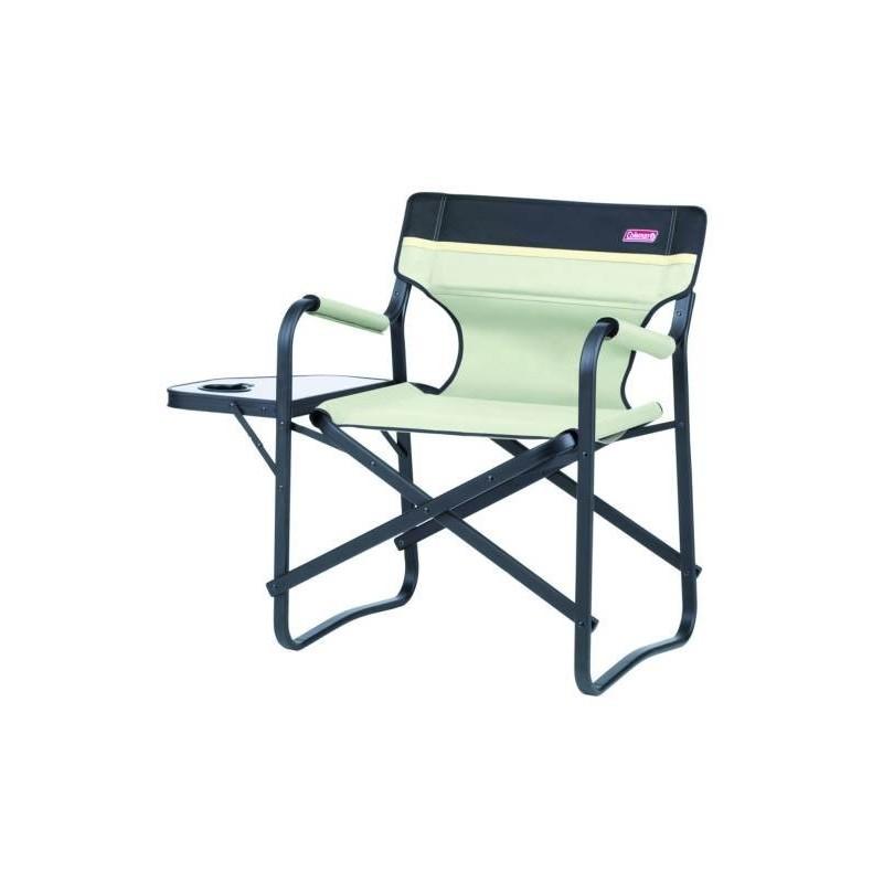 Chaise pliable deck chair khaki off road accessoires for Chaise kaki