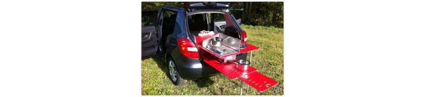Aménagements Camping / Cuisines