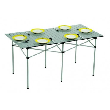 TABLE PLIABLE ALU ROLL ALU2