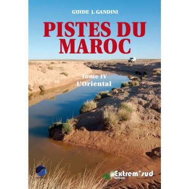 Pistes du maroc Tome 4