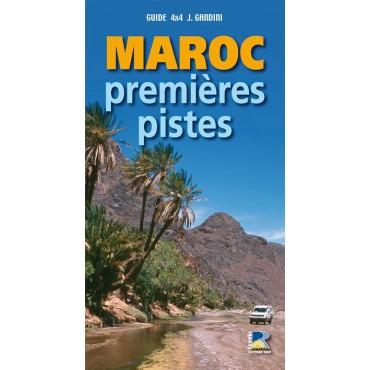 Pistes du maroc Premières...