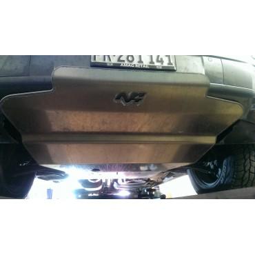 Blindage avant aluminium VW T5