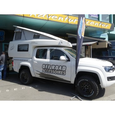 VW AMAROK DOUBLE-CAB GAZELL