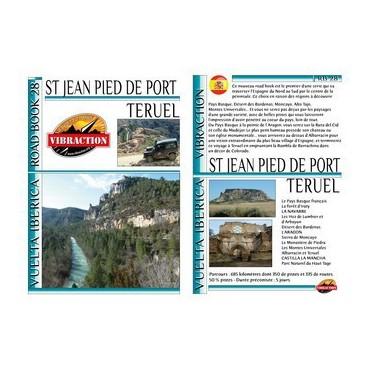 Roadbook Vibraction Espagne...