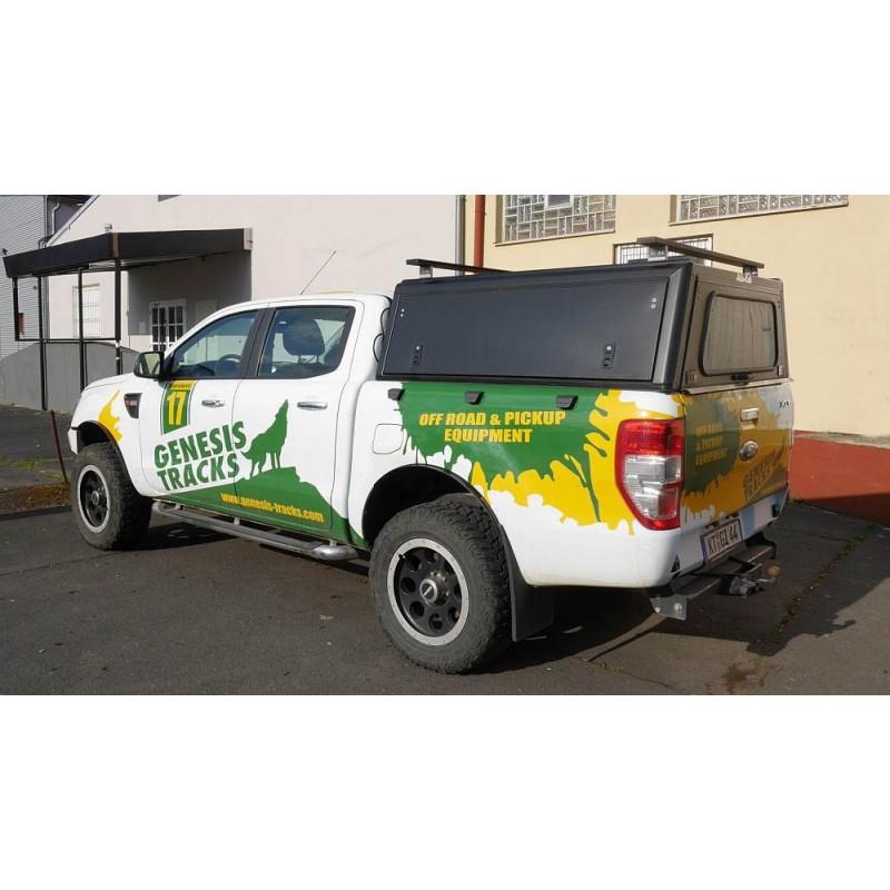 Hard-Top Alu-Cab Ford Ranger 2012+ DoppelKabine
