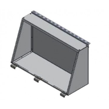 Alu-Cab Aluminium-Staubox 750