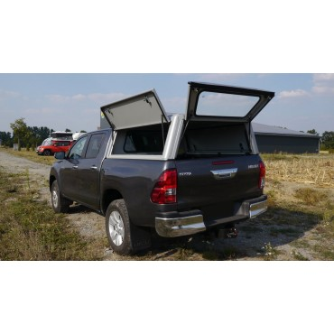Hard-Top Alu-Cab Toyota...