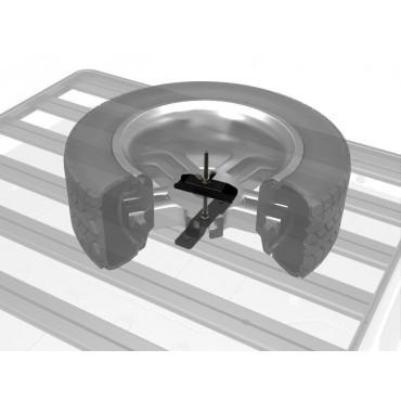 Kit support de roue de secours