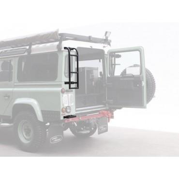 Echelle arrière Land Rover...