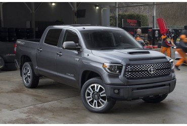 Wir importieren den Toyota Tundra V8 5.7L 381PS