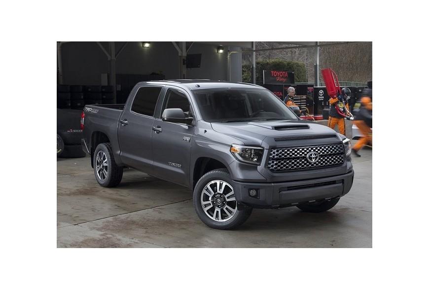 Nous importons les Toyota Tundra